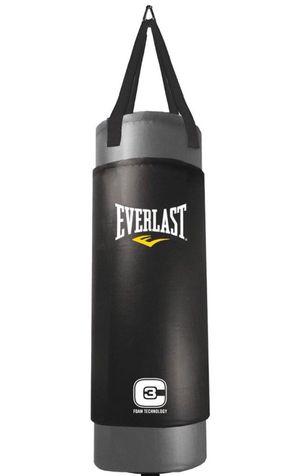 Everlast 100lbs punching bag for Sale in Aldie, VA