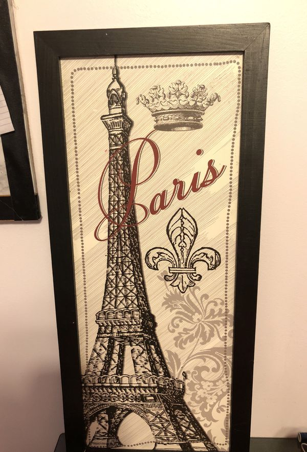 Dorable Eiffel Tower Wall Decor Elaboration - Art & Wall Decor ...