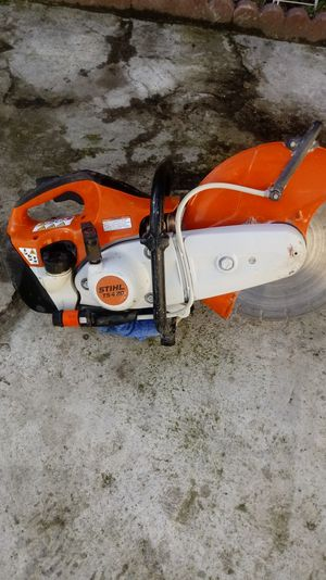 Stihl ts420r. Concrete cutter 12in for Sale in Seattle, WA