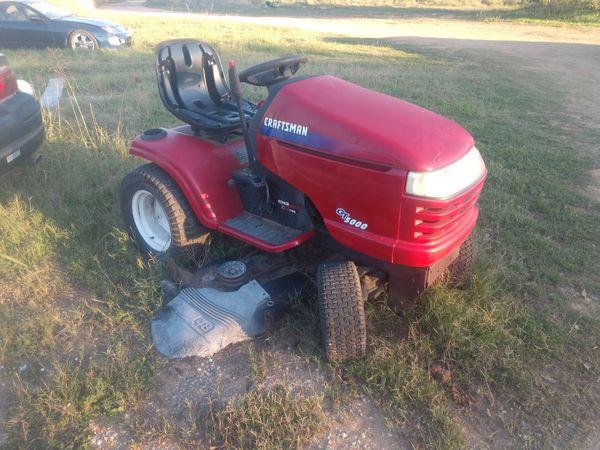 Craftsman Lawn Mower For Sale In San Antonio Tx Offerup