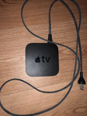 2nd Generation Apple TV for Sale in Chevy Chase, MD