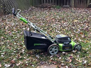 FREE Electric lawn mower for Sale in Germantown, MD