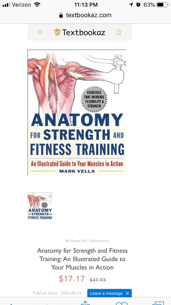 Illustrated Essentials of Musculoskeletal Anatomy for Sale in ...