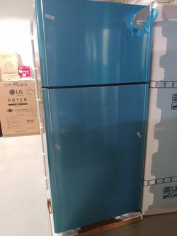 Brand New Frigidaire top mount Freezer Refrigerator with Manufacturers Warranty Thumbnail