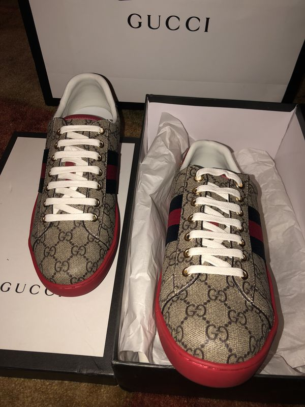 9f68a6233b9e Authentic Gucci sneakers for Sale in Charleston