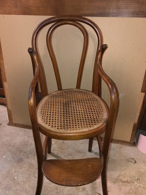Antique High Chair $50 for Sale in Mount Airy, MD