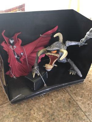 Todd Mcfarlane Collectible toys and figures. Spawn vs Violator figure for Sale in Tempe, AZ