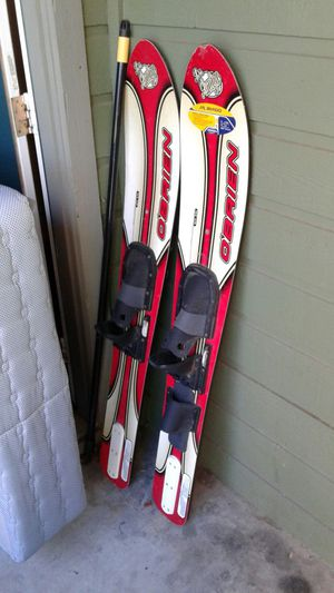 O'Brien Jr Amigo water skis for Sale in Austin, TX