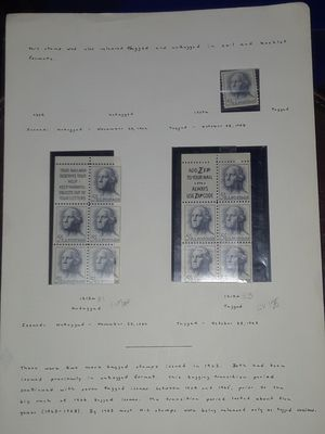 Old never used Washington proofs for Sale in Las Vegas, NV