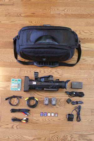 Panasonic AG-HMC150 Professional Videography Kit for Sale in Richmond, VA