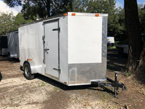 2019 6x12 Cynergy Basic Enclosed Trailer for Sale in Tampa, FL
