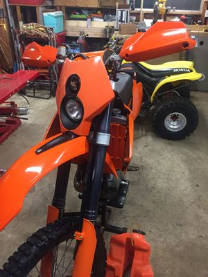 2007 KTM 450 xc 4200 obo for Sale in Port Orchard, WA