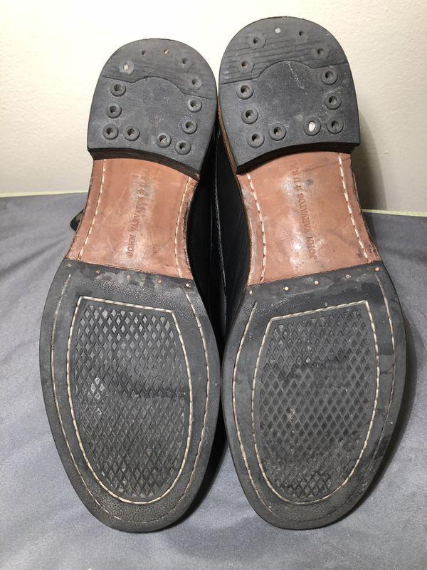 Men's Shoes John Varvatos Usa Plain Toe Lace Up Boot Black Shoe A202b Mens Sz 10.5m Special Summer Sale Boots