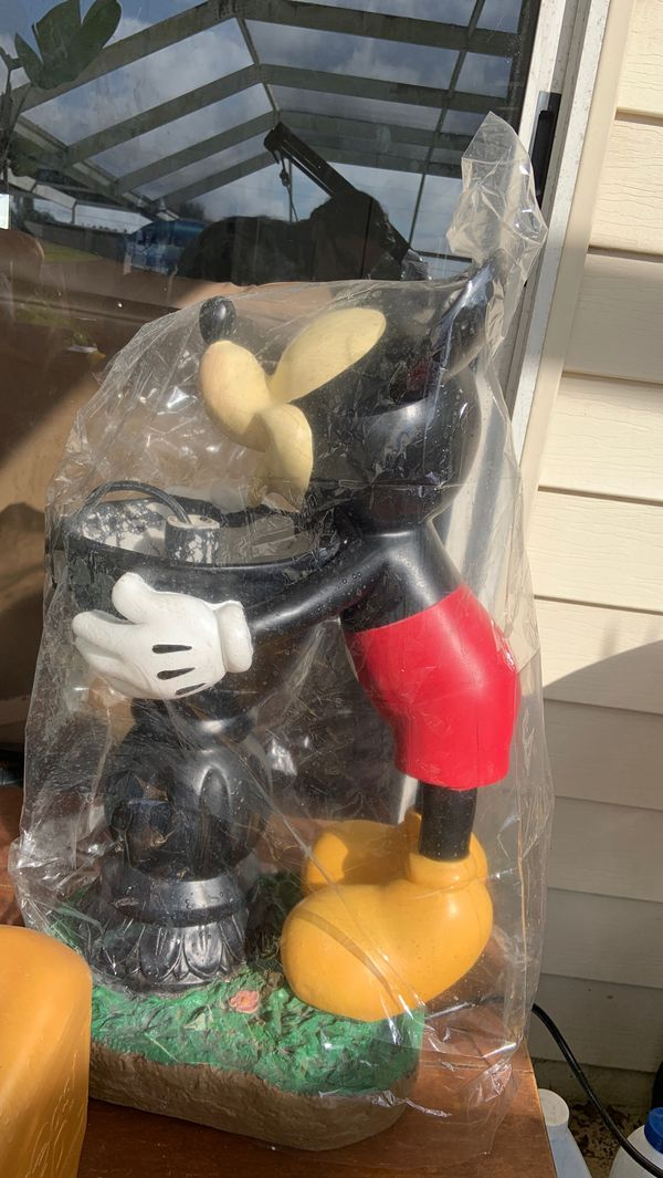 Mickey Mouse Water Fountain For Sale In New Port Richey