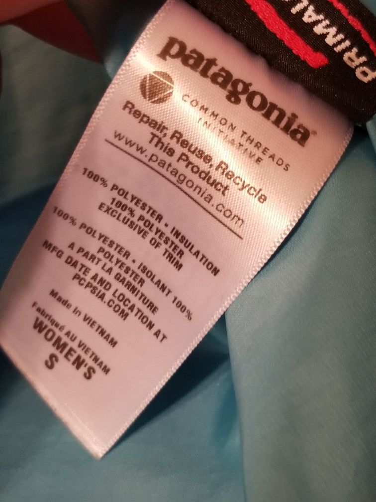 Patagonia Women's Puff Jacket Size Small