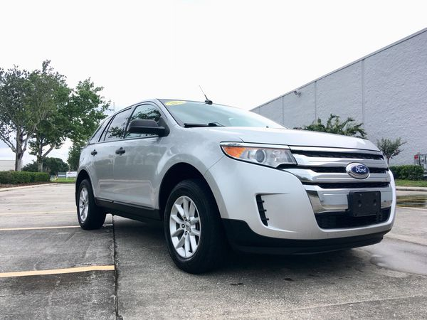 Ford Edge  K Miles  Owner Clean Carfax Cars Trucks In Orlando Fl Offerup