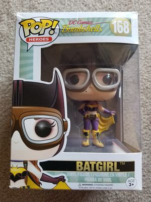 Brand new BATGIRL FunkoPop! #168 for Sale in Gaithersburg, MD