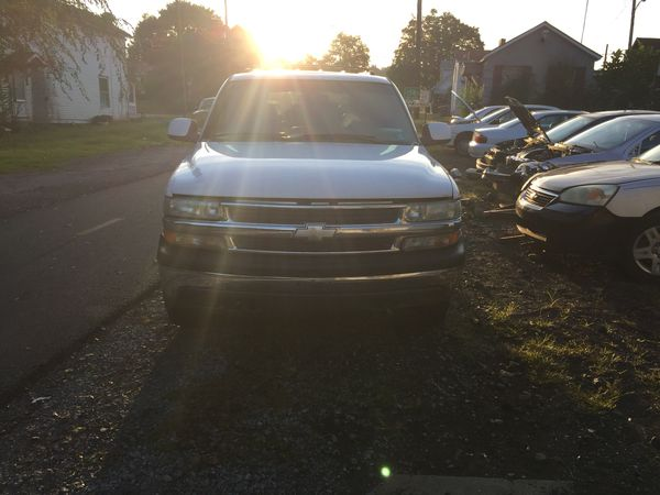 2001 Chevy Tahoe For Sale In Beaver Falls  Pa