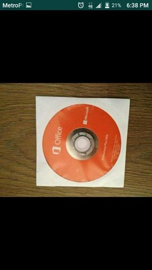 Microsoft Office Professional Plus 2016 for Sale in Chicago, IL