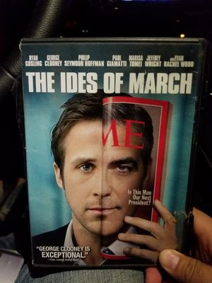 The ides of march dvd. for Sale in UNIVERSITY PA, MD