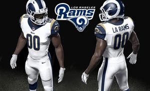 4 rams playoff tickets for sale Section 19H row 26 for Sale in Los Angeles, CA