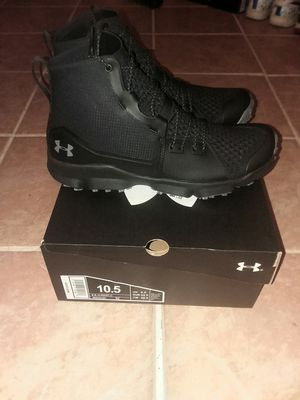 Underarmer waterproof track/Hiking shoes for Sale in Aurora, CO