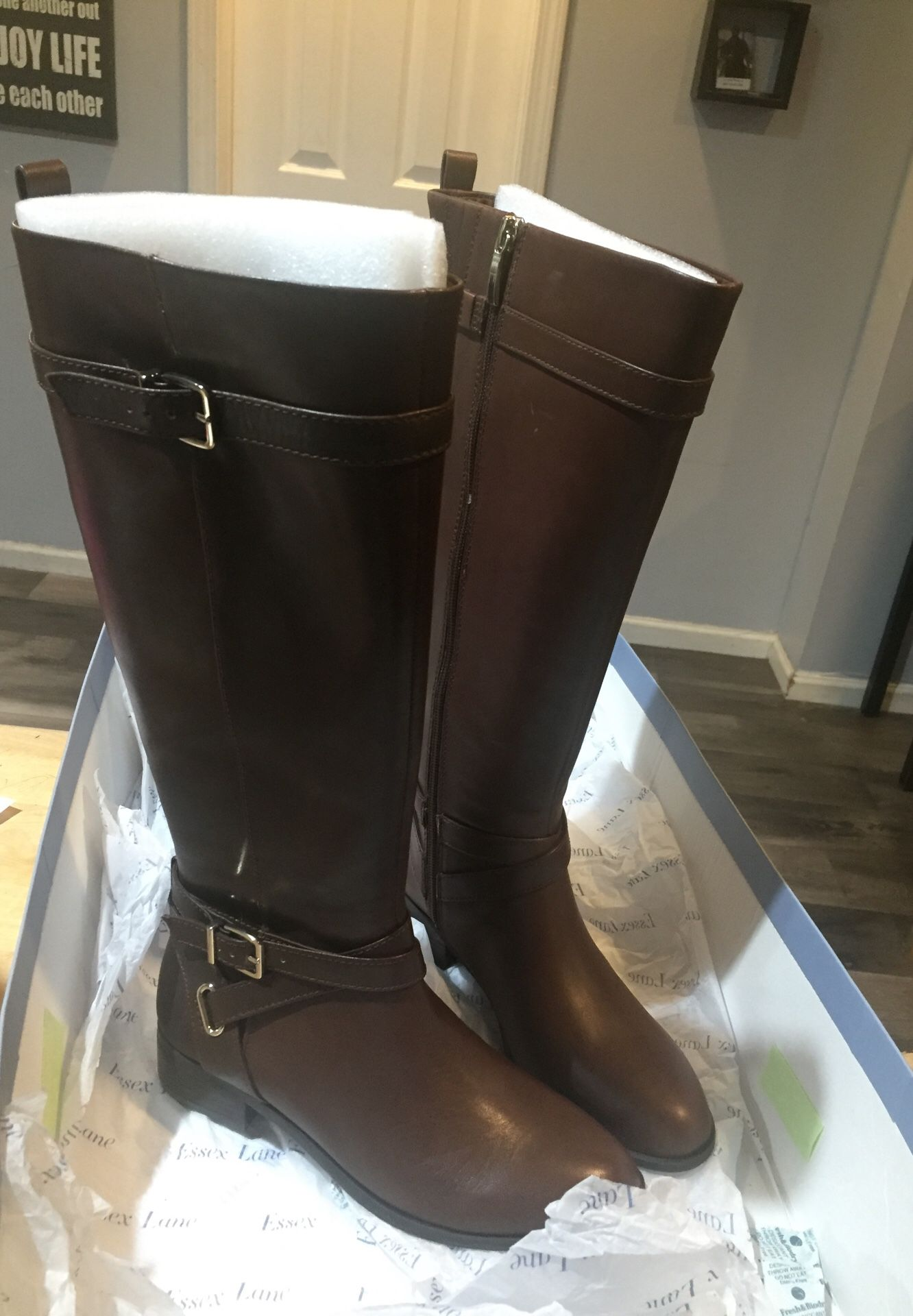 Brand New Essex Lane Winter Boots