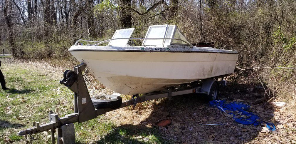 Photo Boat Trailer For Sale