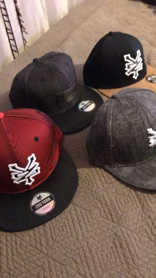 Zoo York hats (brand new) for Sale in Norwalk 82b073dfae5