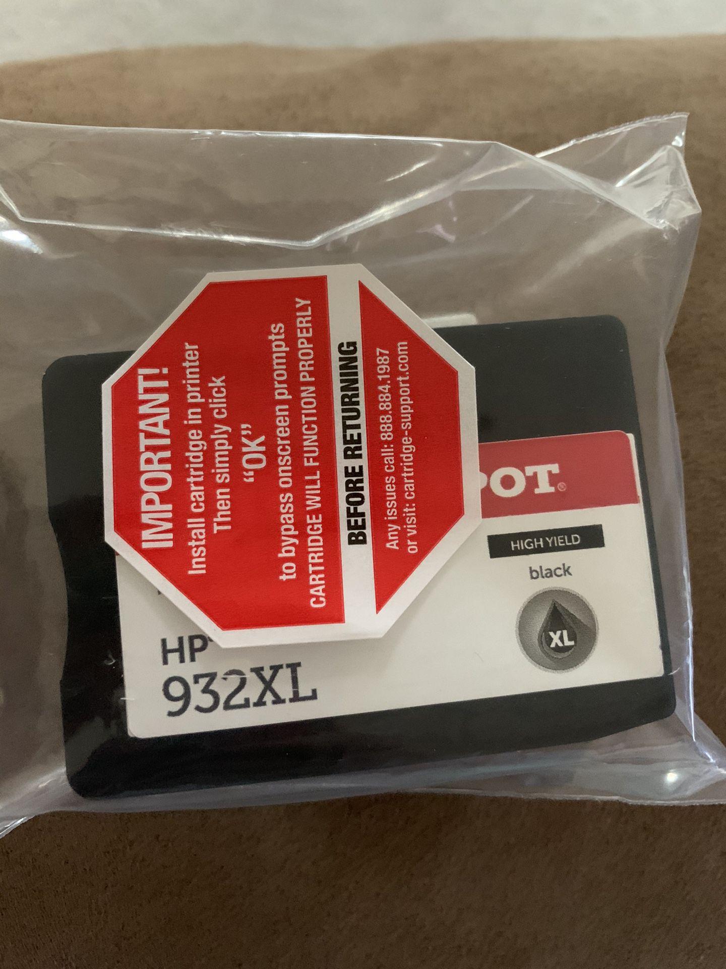 HP 932xl In Cartridges