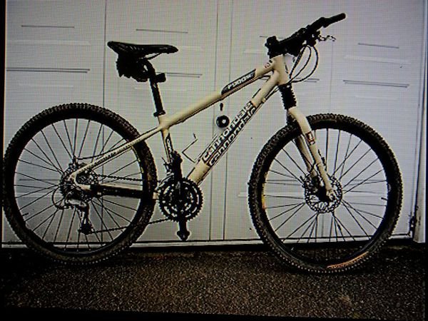 Cannondale F900 sl mountain bike bicycle for Sale in South Pasadena, CA -  OfferUp