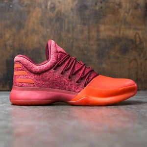 Adidas James Harden Vol 1 Red Orange Brand New Size 13 for Sale in Alexandria, VA
