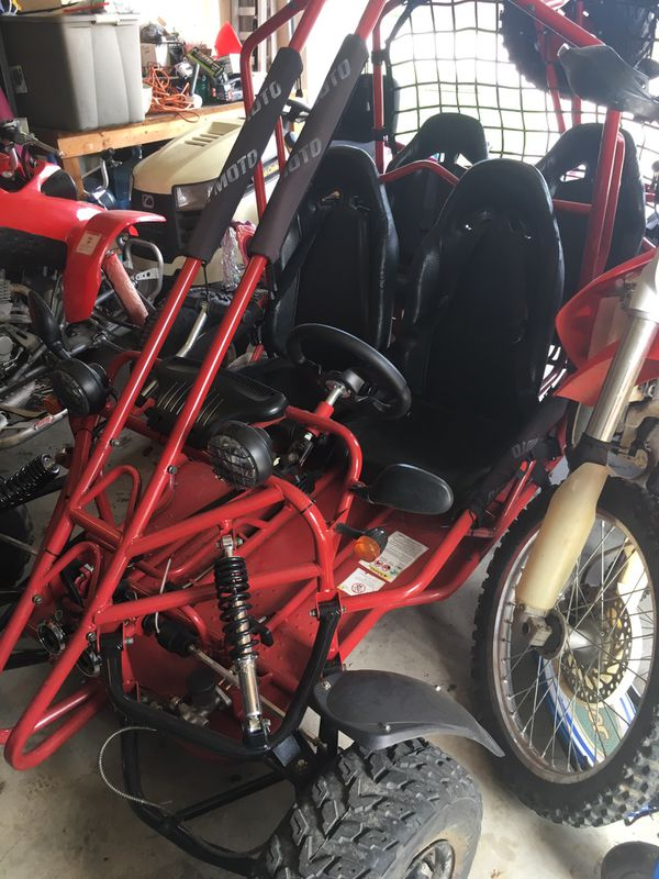 2017 Honda clone 200cc go kart for Sale in Cedar Creek, TX - OfferUp