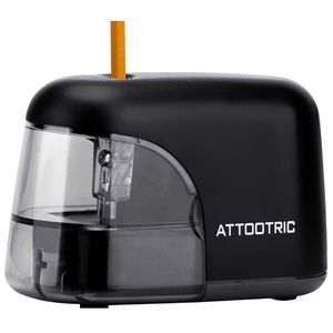 175. Electric Pencil Sharpener, Heavy Duty AA Battery Powered Auto Safety Setting Portable Compact for Kids Students Children School Office Home Easy for Sale in San Diego, CA