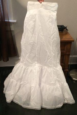 Slip for under a wedding dress for Sale in Belleville, IL