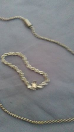 Necklace n bracelet Thumbnail