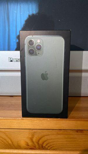 Photo IPhone 11 Pro - BOX ONLY w/ original stuffs