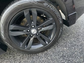 Wheel Blackout or Any Color Of Choice. Thumbnail