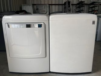❣️Washer And GAS  Dryer Set❣️ Thumbnail