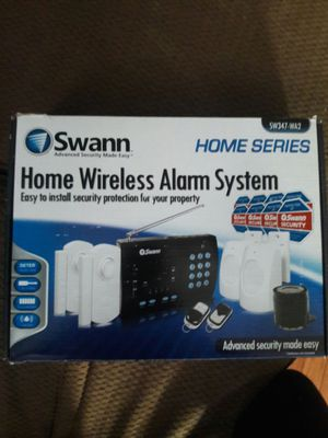 Swann Home Wireless Alarm System for Sale in Tampa, FL