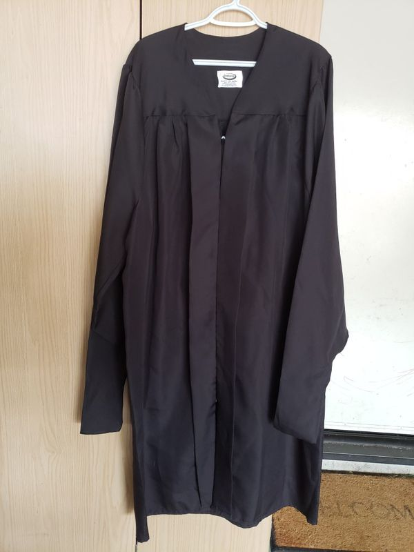 Jostens Graduation Gown Size 57 59 For Sale In Rancho Santa