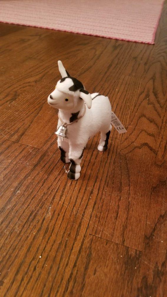 American Girl Doll Goat