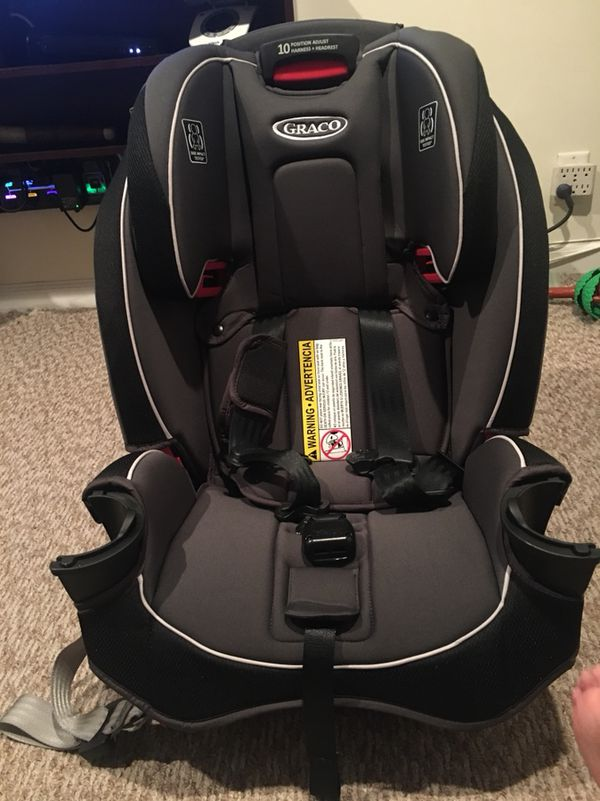 Graco Slim Fit All In One Convertible Car Seat
