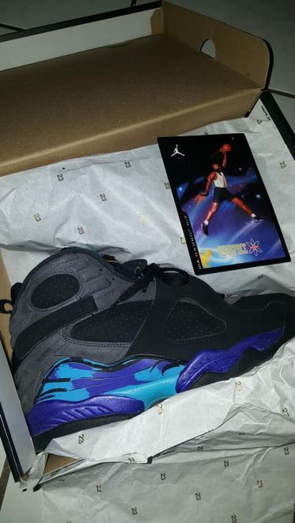839379b9ede Air Jordan 8 OG aqua size 10 for Sale in Miami Lakes, FL - OfferUp