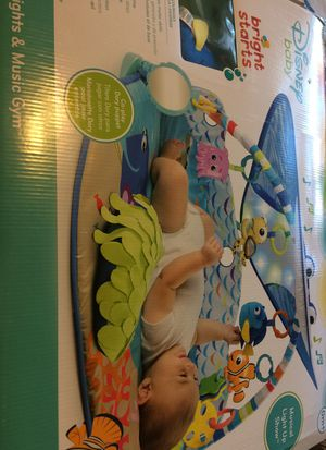 Disney body and light up music brand new for Sale in Falls Church, VA