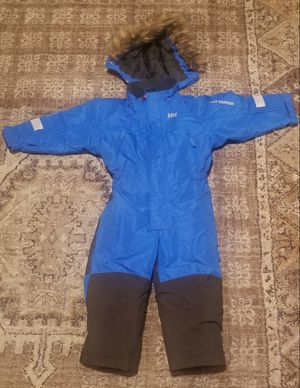 Helly Hansen Snowsuit Size 92/2 (Age 3-4) for Sale in Baltimore, MD