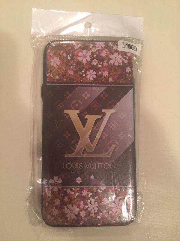 d0a5b3218019 Louis Vuitton iPhone X Case for Sale in Dallas