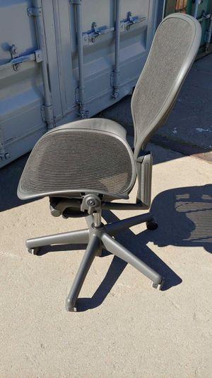 Photo Basic Herman Miller Aeron chairs