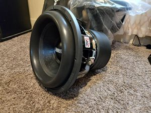 Photo 15 Sundown Audio Z-15 V.5 2000w rms Subwoofer
