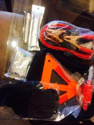 Emergency jumper cable kit for Sale in Scottsdale, AZ